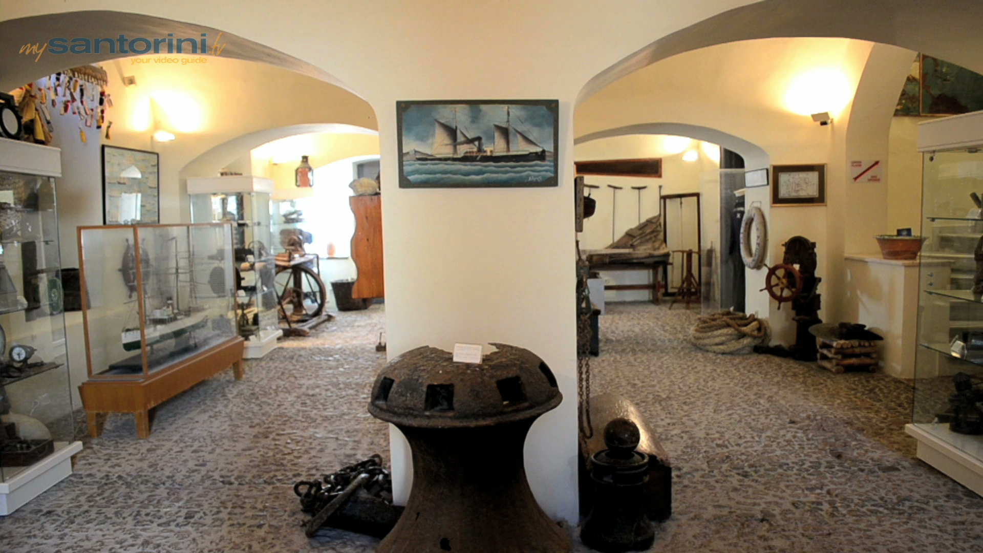 Best Museums in Santorini