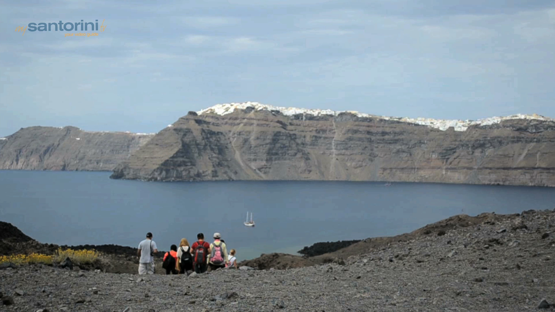 Volcano Boat Trip