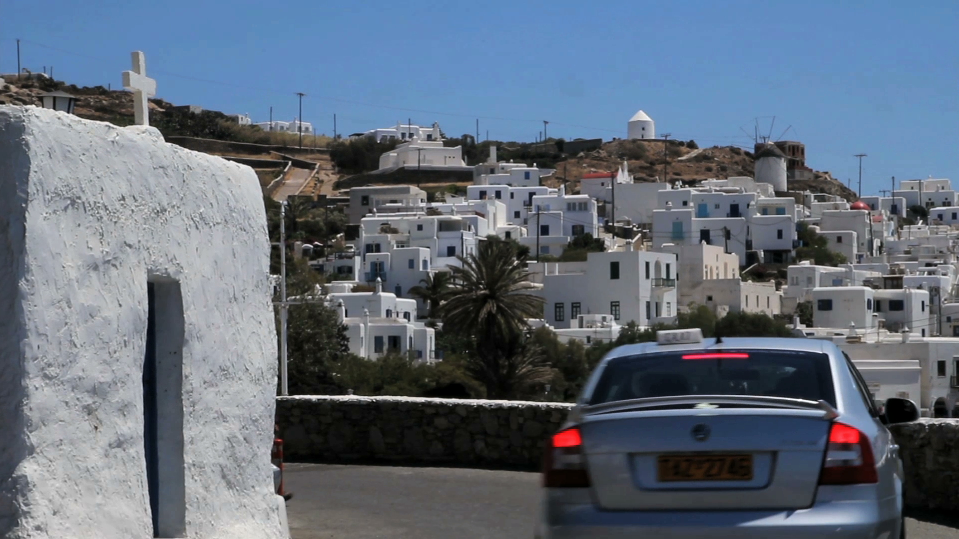 5 Choices to get around in Mykonos Island