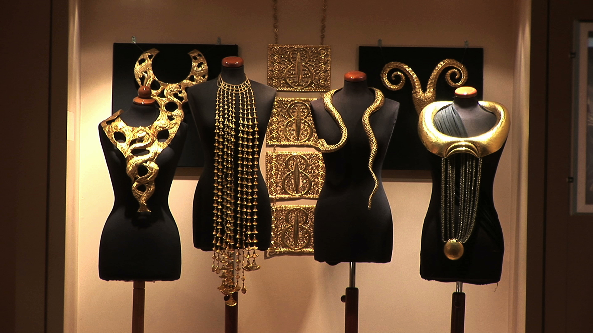The Ilias Lalaounis Jewelry Museum