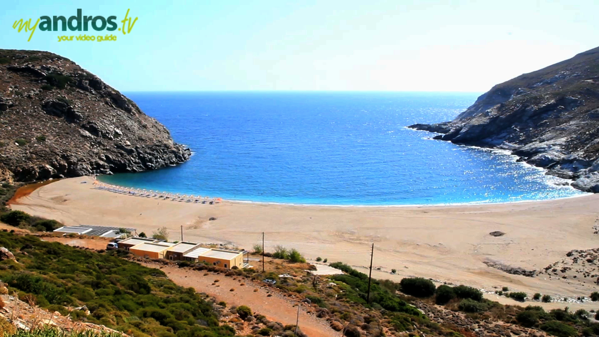Best Beaches of Andros