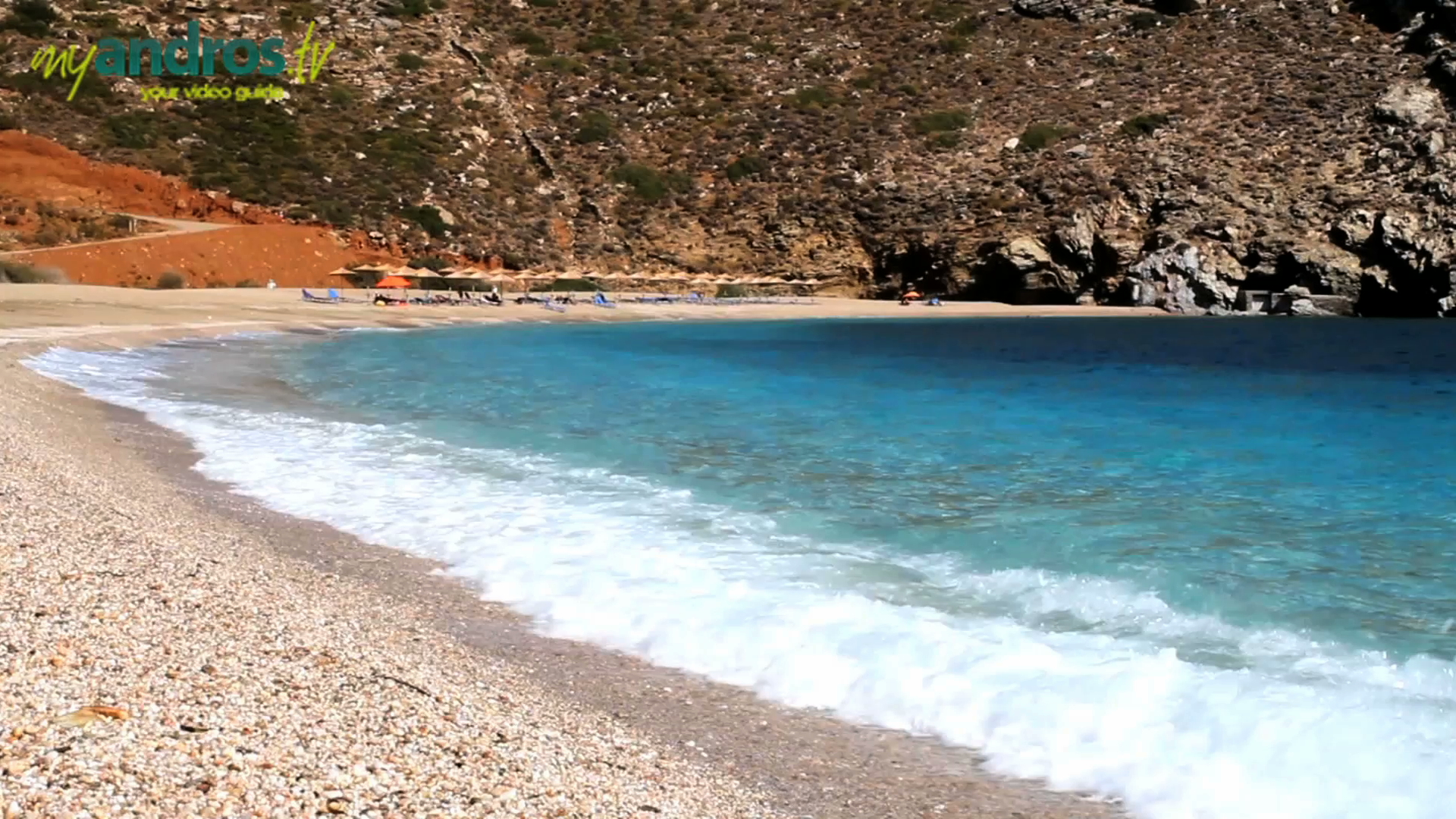 Zorkos Beach