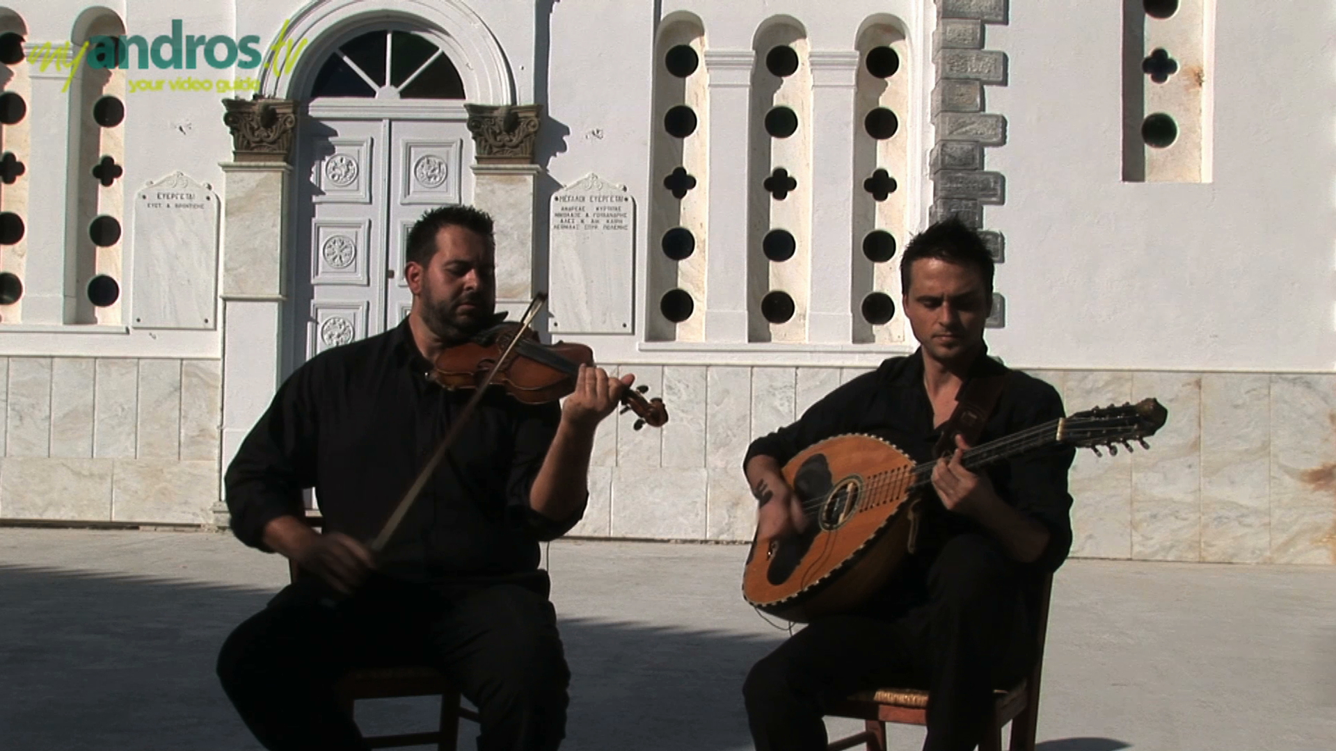 Andros Traditional Music | by Nick and Augustis – Track 1