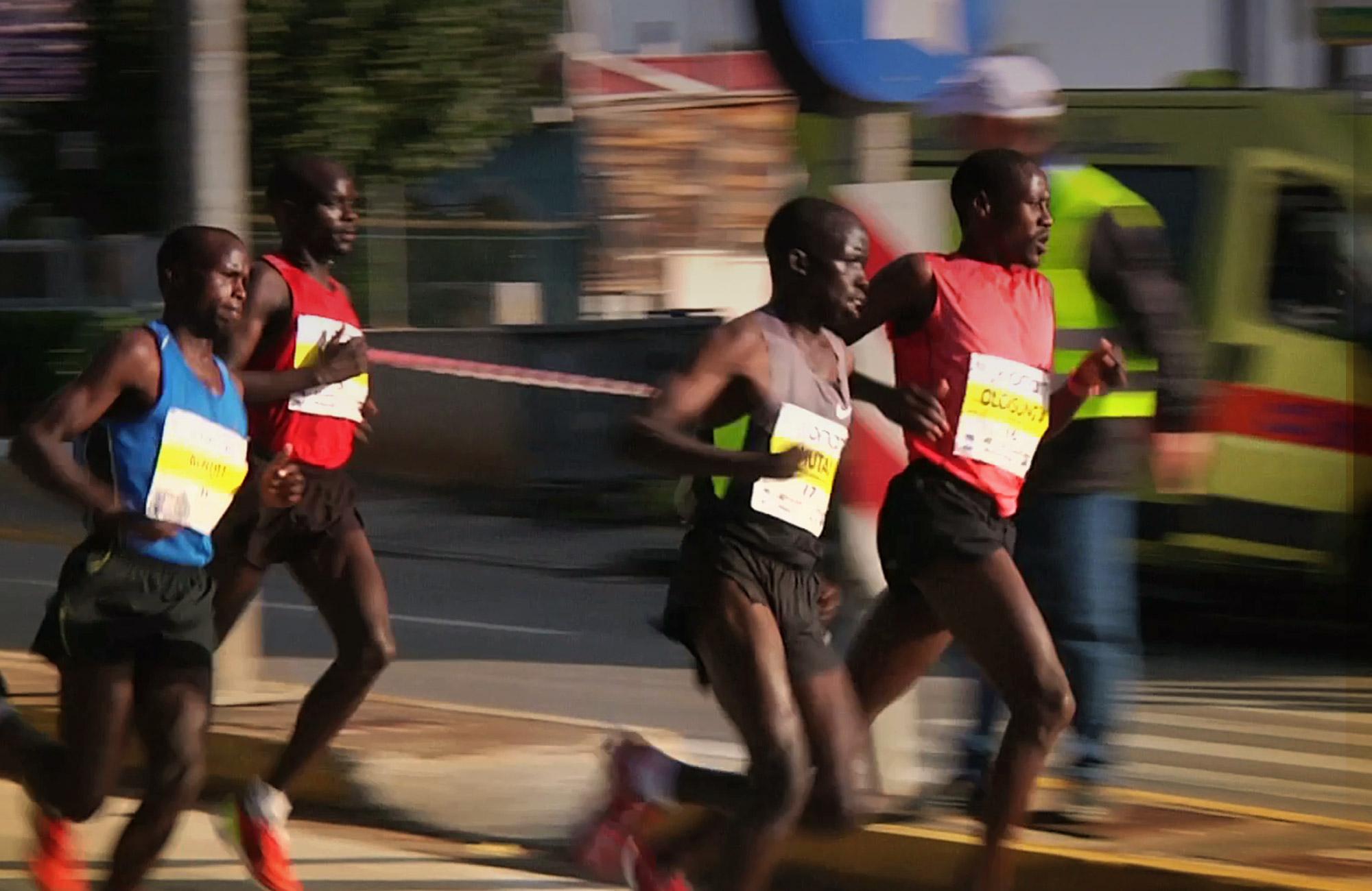 Athens Authentic Marathon Overview