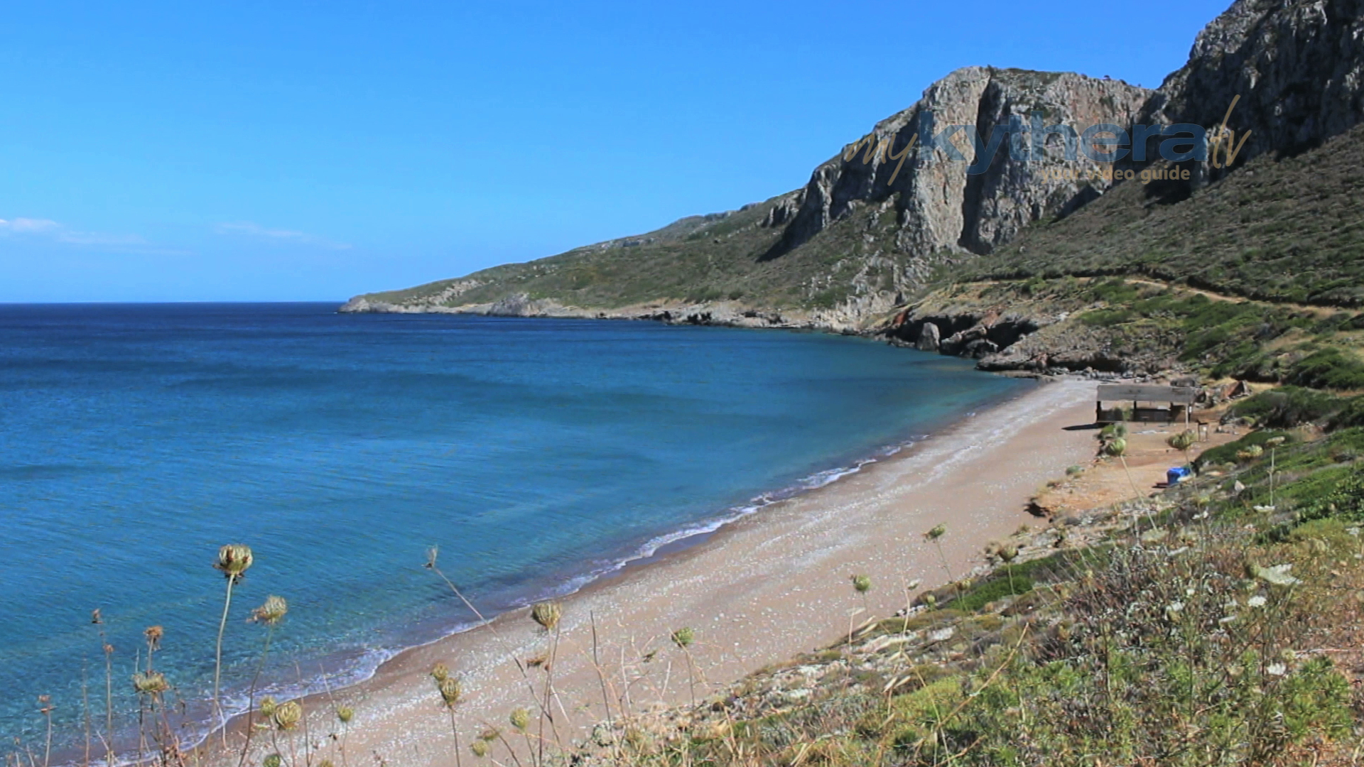 5 Beaches With a Character in Kythera