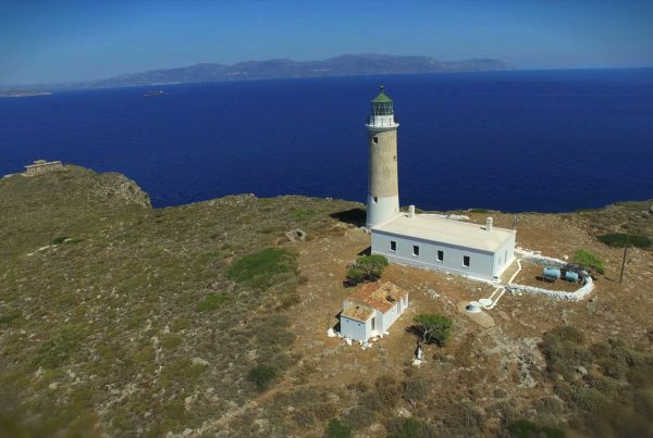 kythera moudari lighthouse