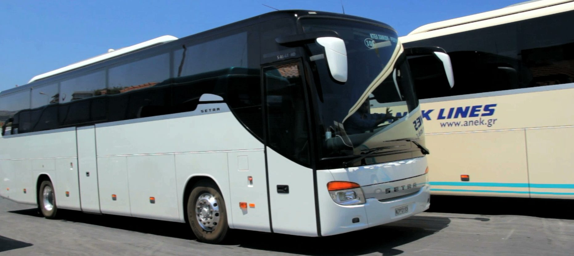 Rethymno Buses to Other Cities