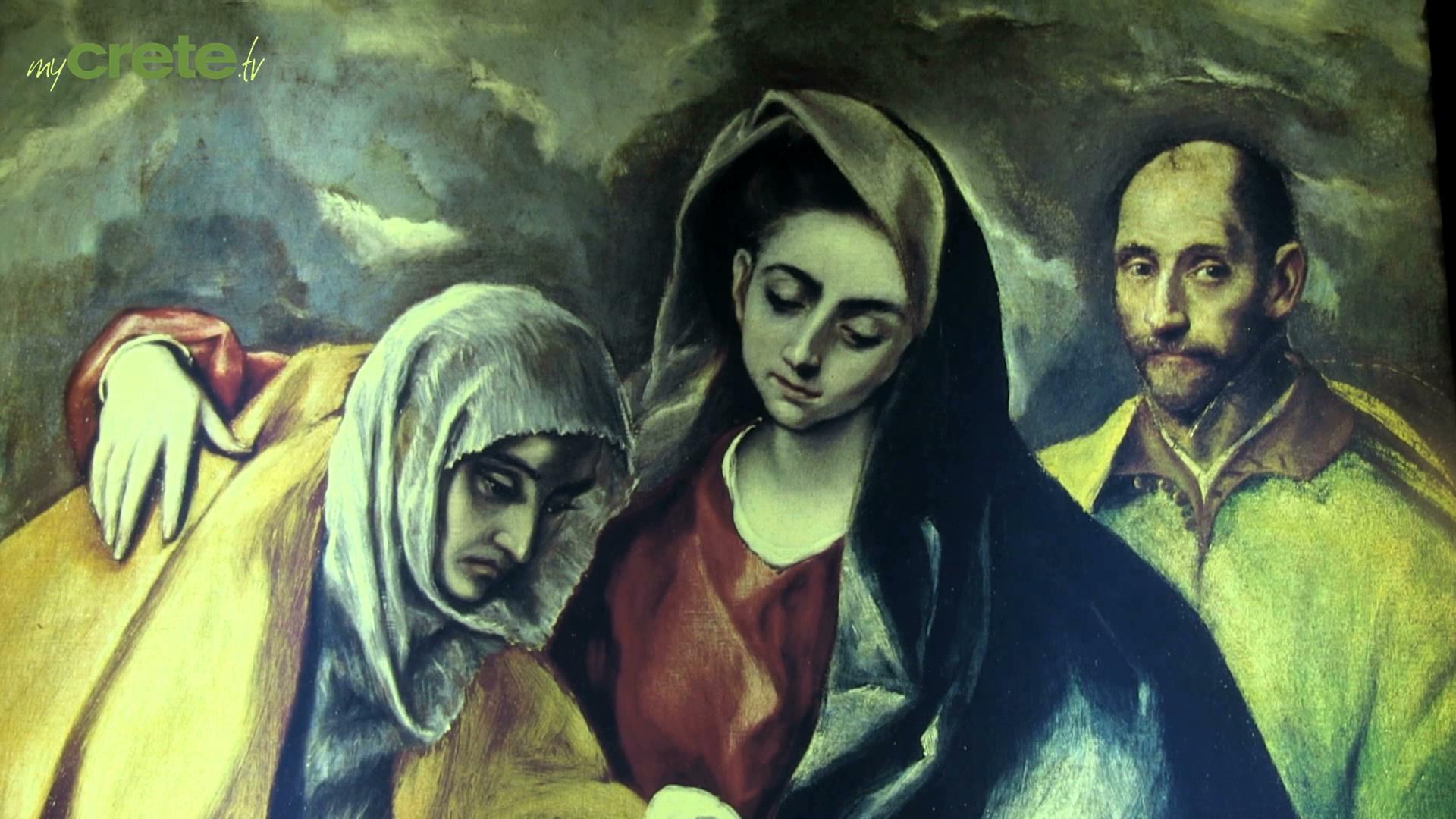 The El Greco Museum in Fondele