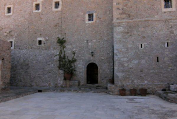 toplou monastery lasithi region