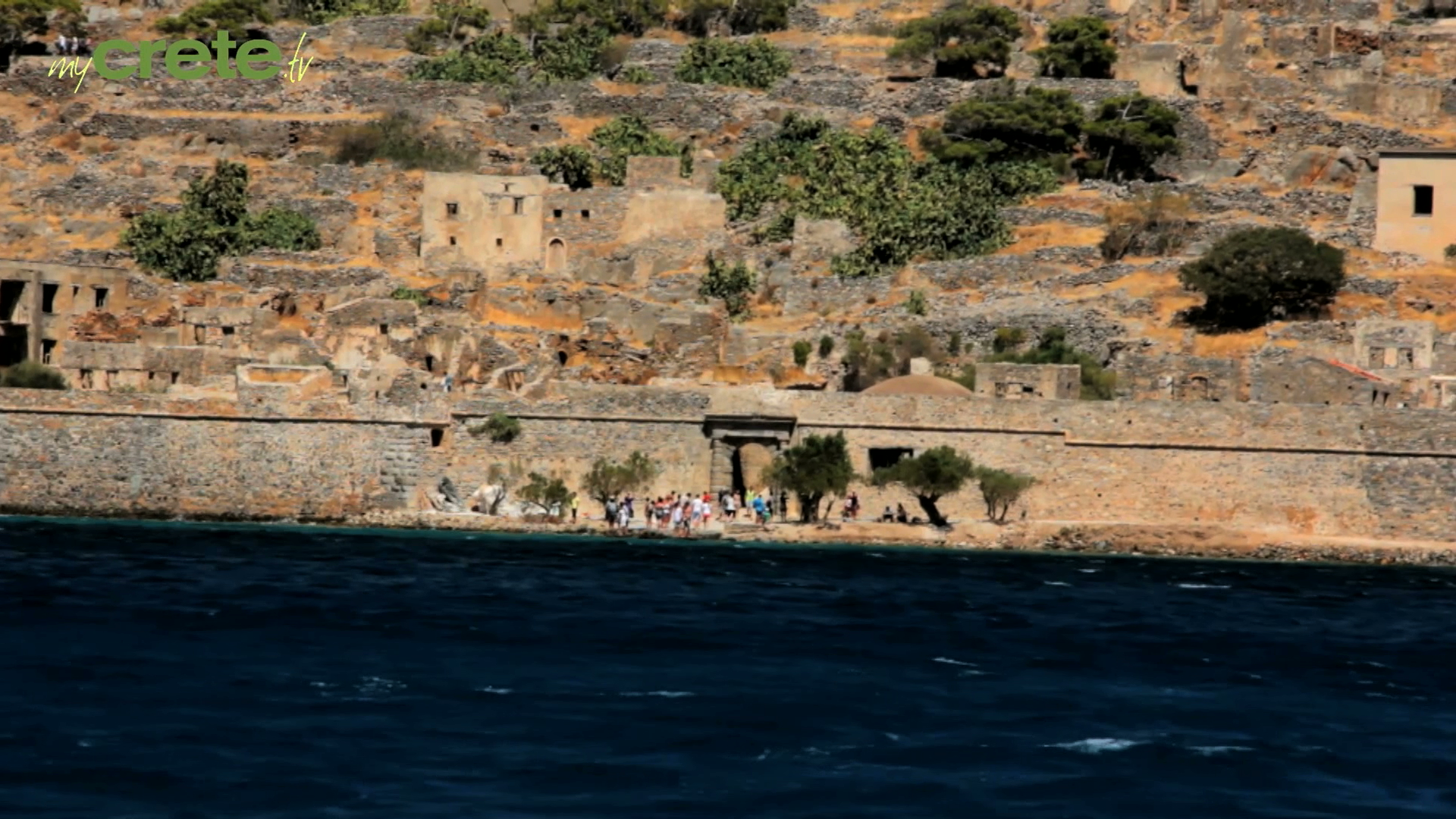 Spinalonga Guide Tour