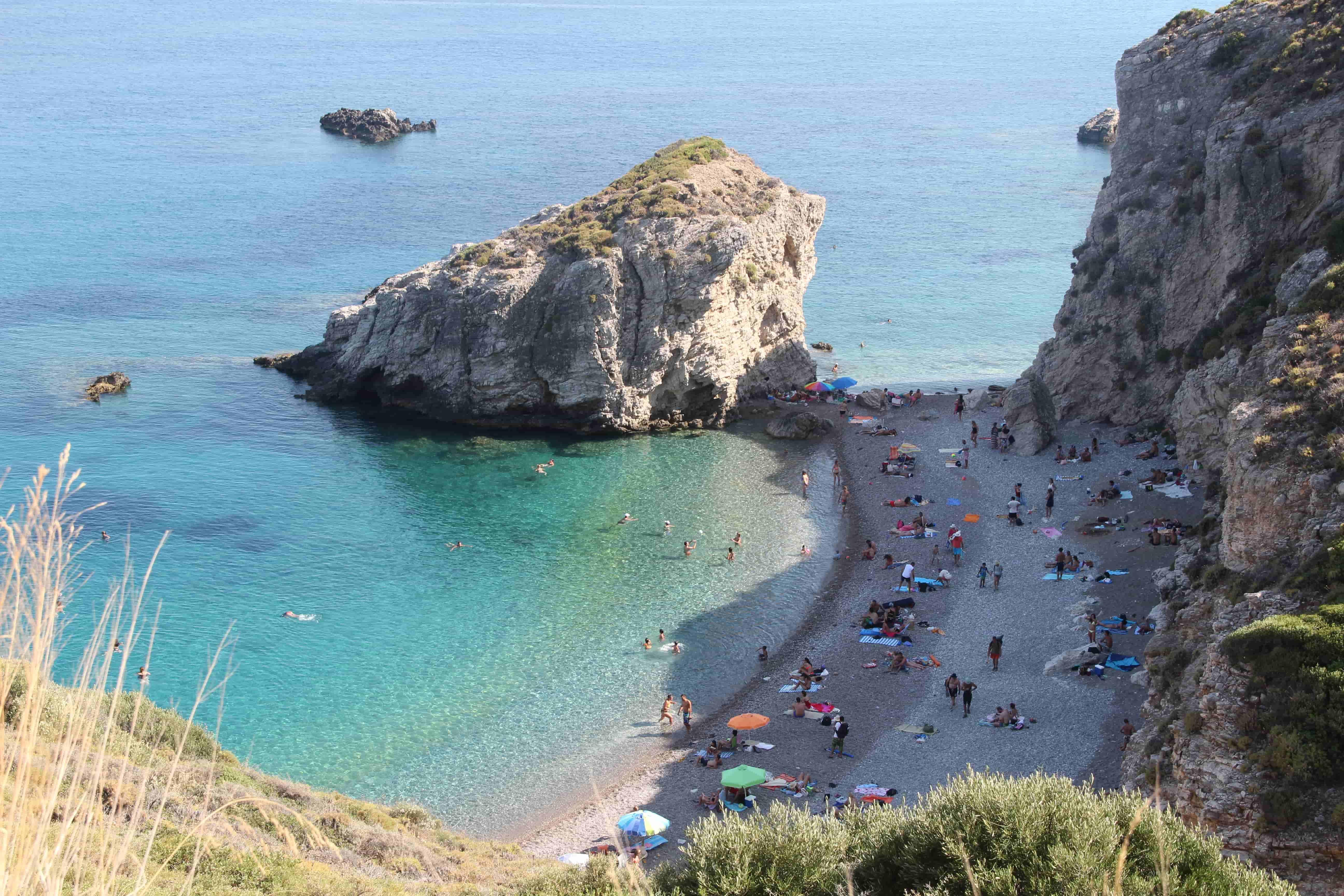 Top 5 Beautiful Beaches in Kythera