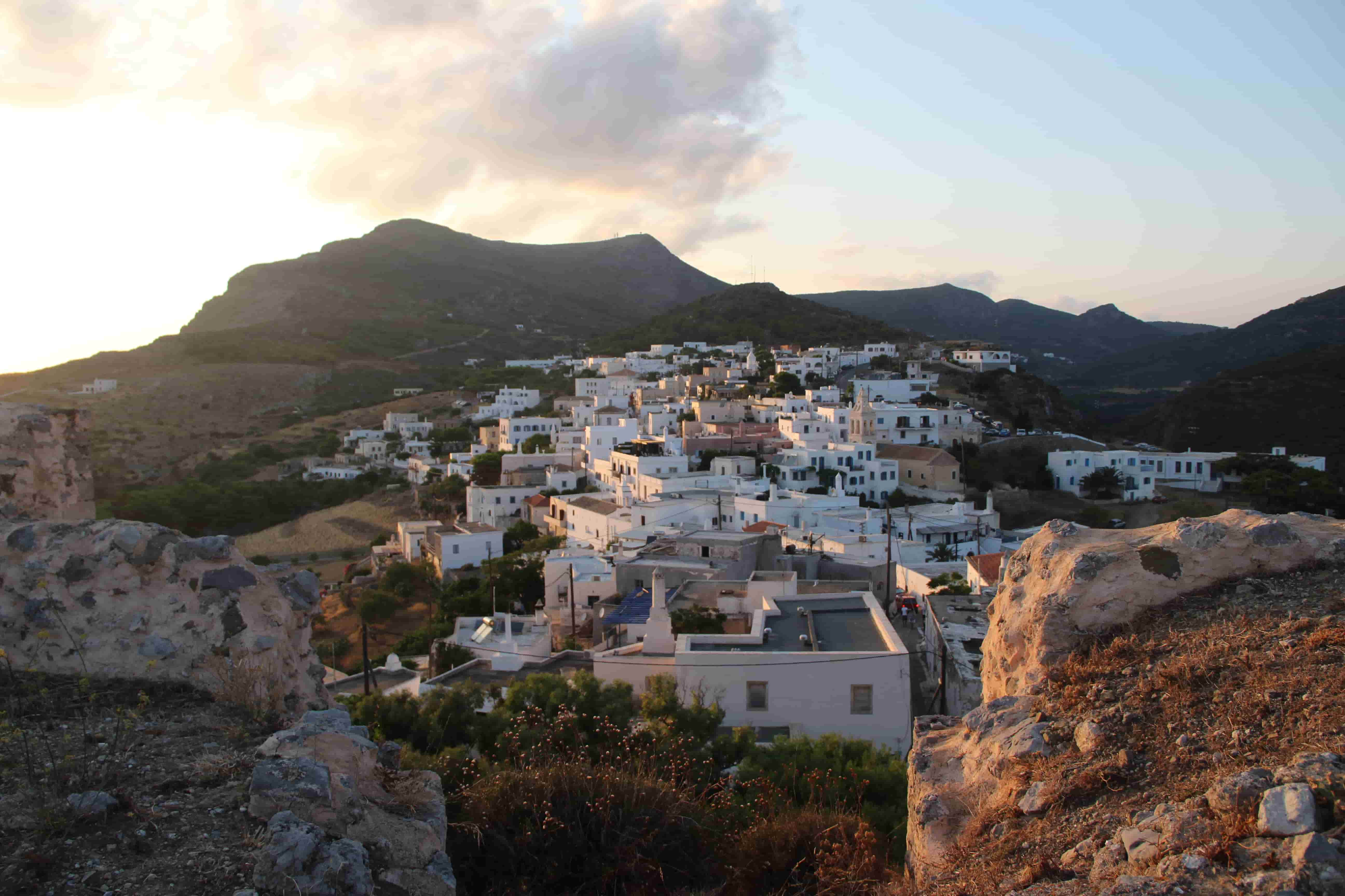 3 places to enjoy the sunset with a unique view in Kythera