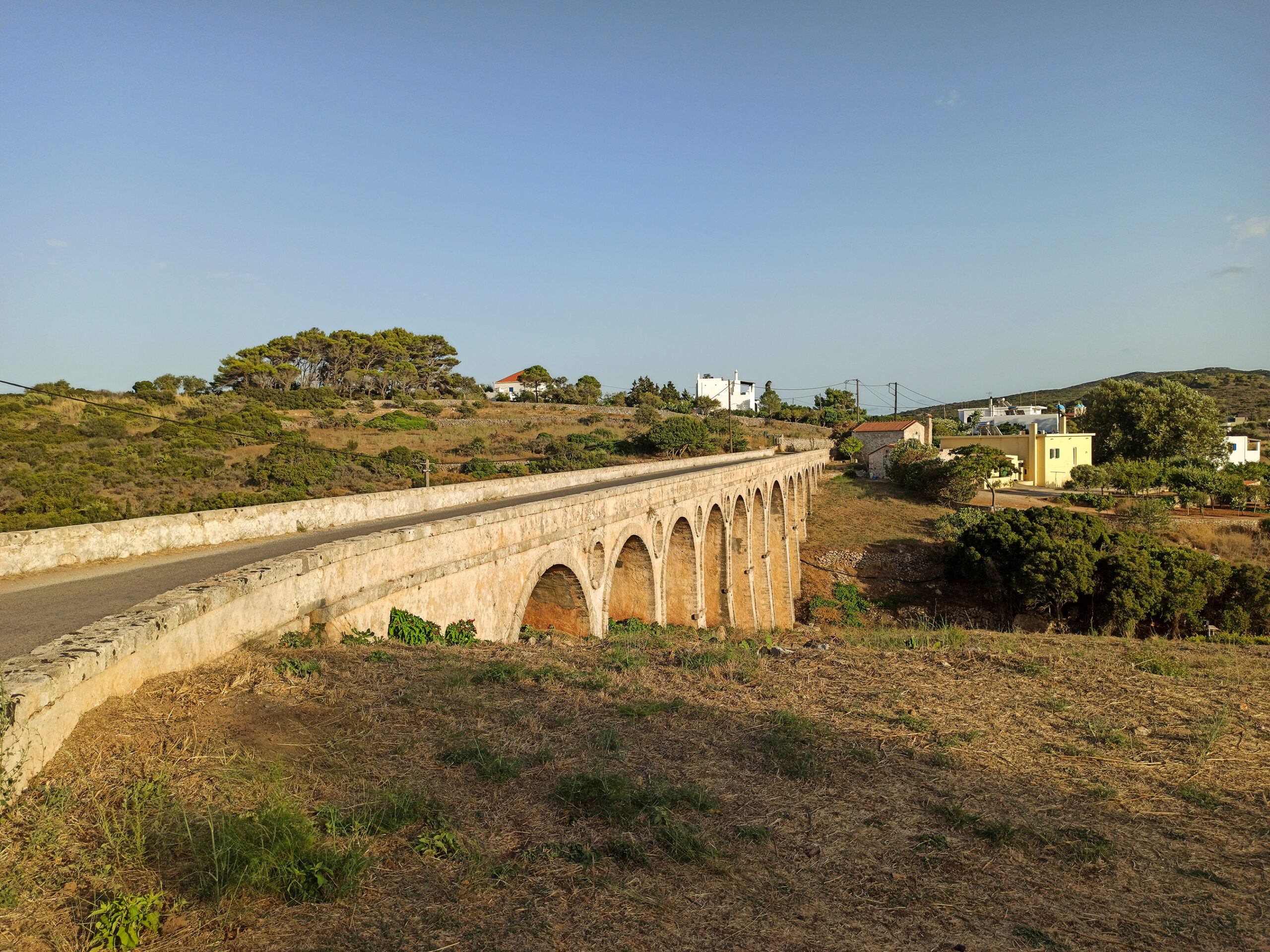 5 villages with a character in Kythera