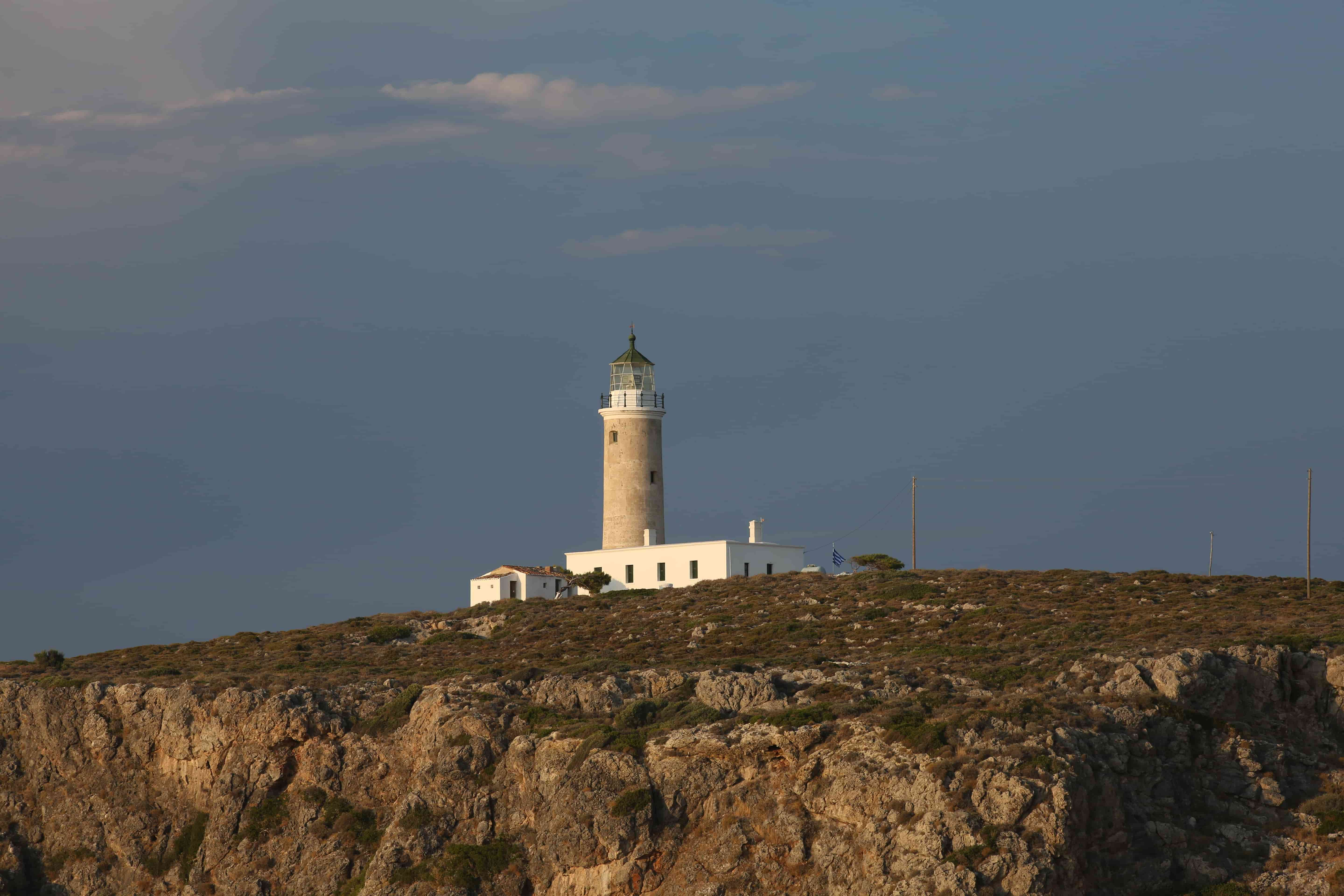 The Incredible Moudari Lighthouse