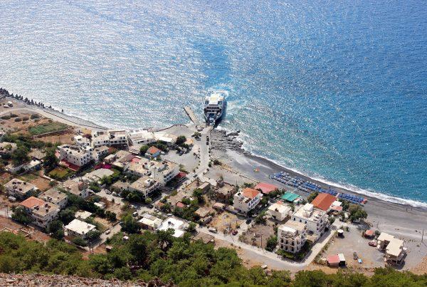 crete chania top villages