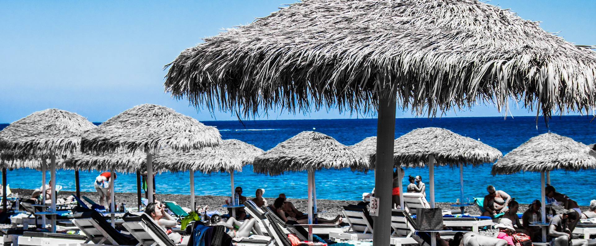 Organized Beaches