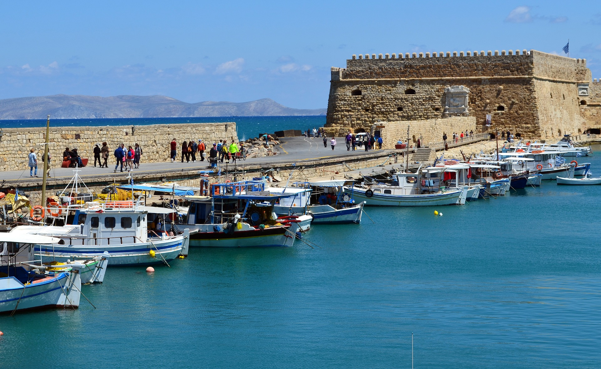 About Heraklion Town