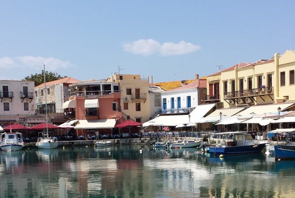 crete rethymno region