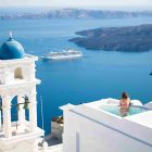 5 replies to the question why santorini