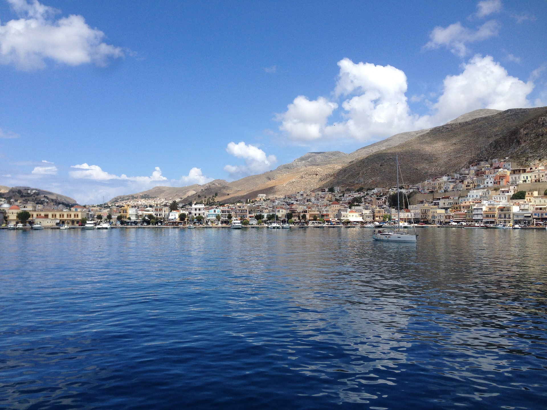 Useful information about the first time in Kalymnos Island