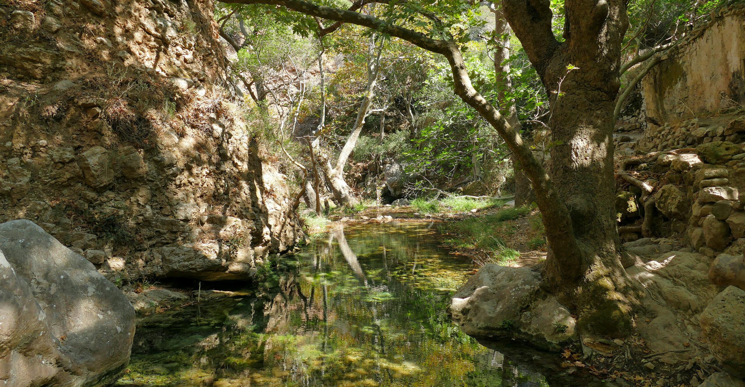 Water Springs of Amir Ali