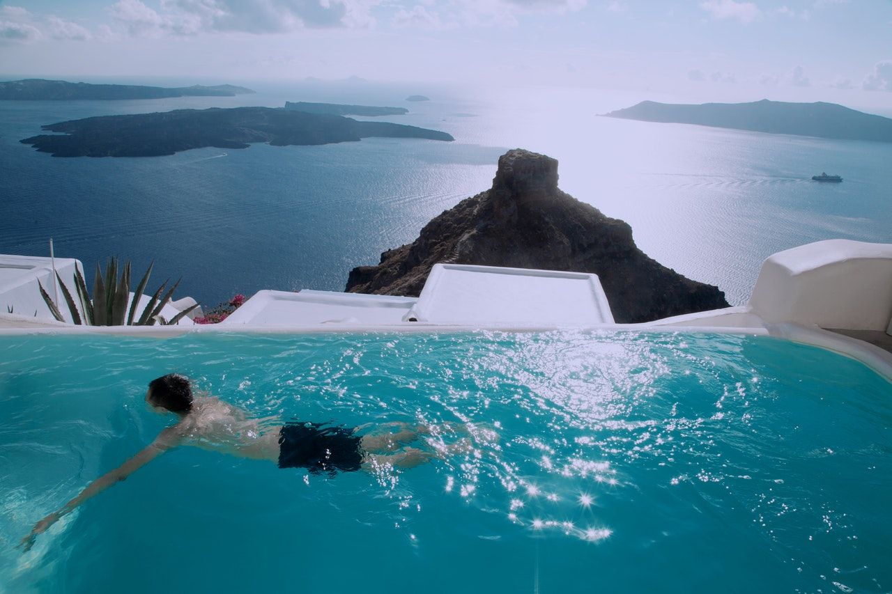 Santorini Villas To Rent Luxury Hotels Suites