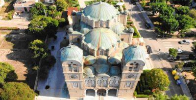 The unknown small replica of Agia Sophia in Greece