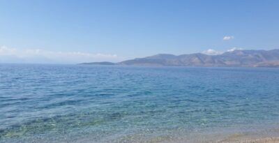 Agios Minas: The beach with warm and crystal clear waters close to Attica