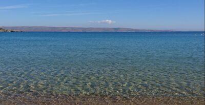Asimaki: The beautiful <pure> beach in Attica