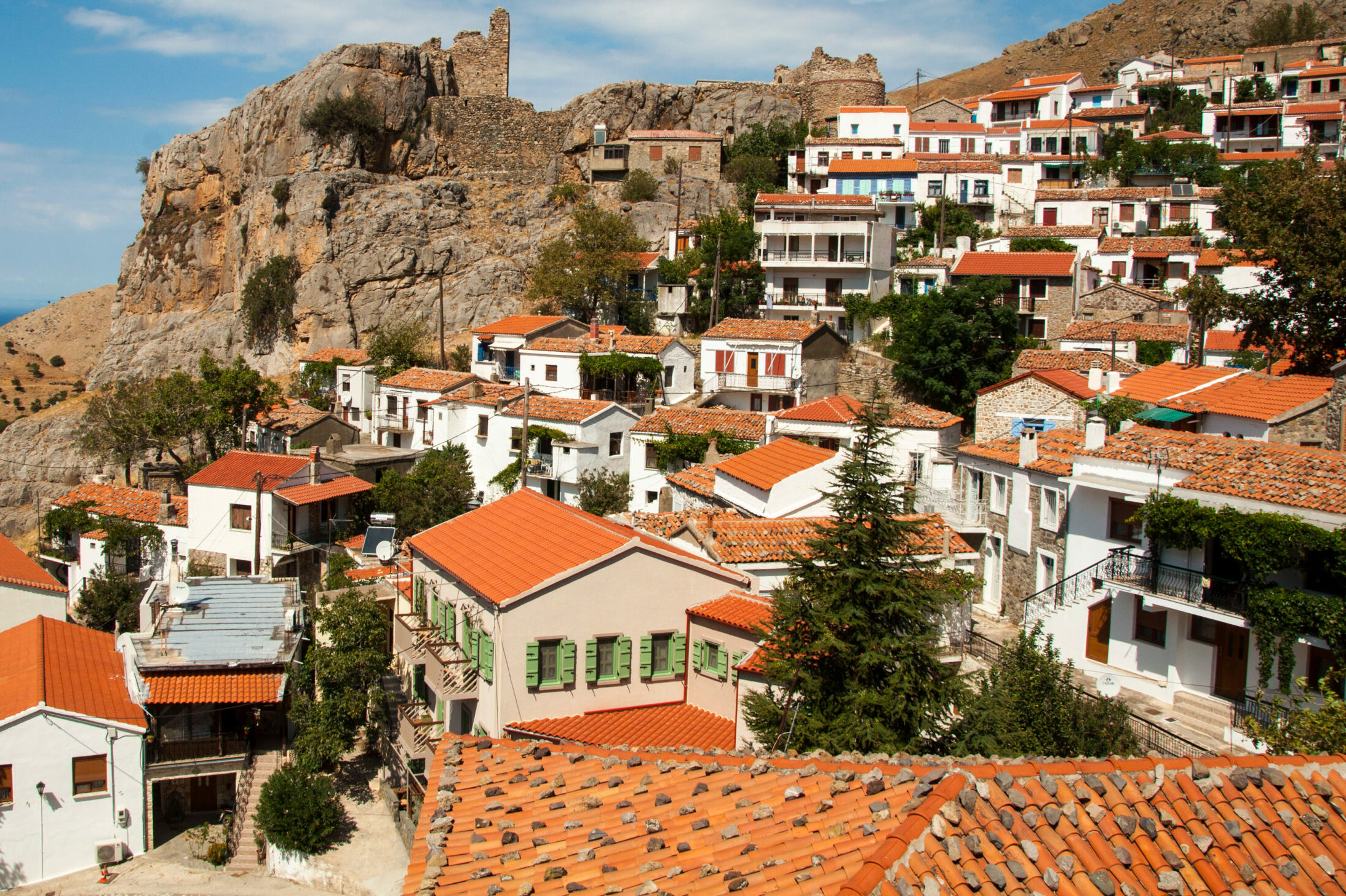 """Samothraki: Get acquainted with the special """"Island of the Great Gods"""""""
