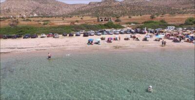 Harakas: An alternative suggestion for a good swim in Attica