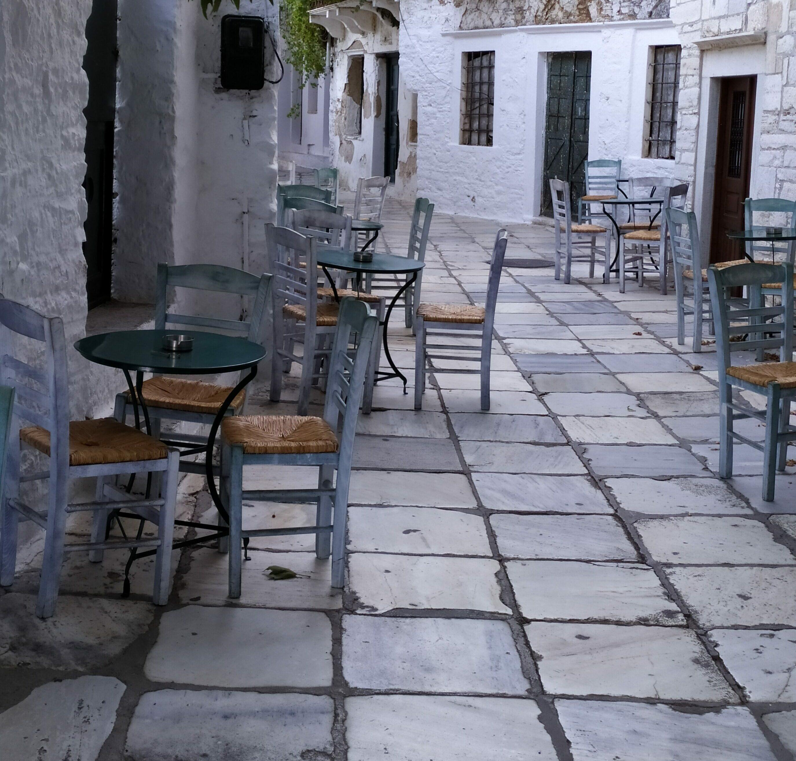 The village in the Cyclades Islands where its inhabitants speak of… the cretan language