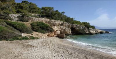 Mikra Strava: The dreamy beach an hour away from Athens