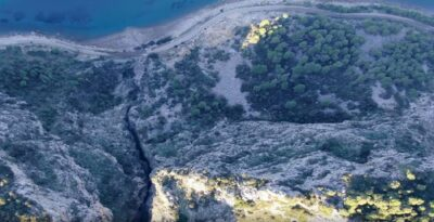 The Milon Gorge in Attica: Earthly paradise