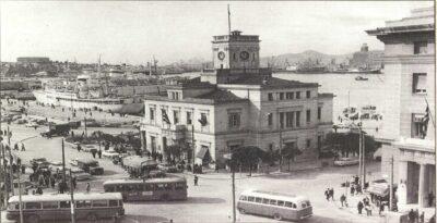 Past photos of Piraeus, Greece's great port