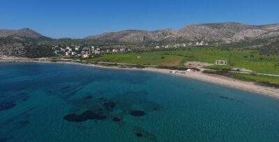 Sandy beaches in Attica ideal for day trips