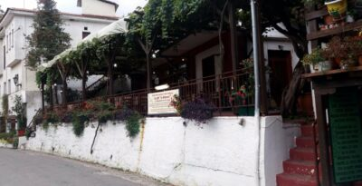 Pelion: Why you should eat at the tavern The 5F