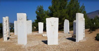 Thassos: Korona Limenarion, the Greek… Stonehenge you should visit