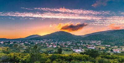 Vilia: A village for nature lovers and foodies