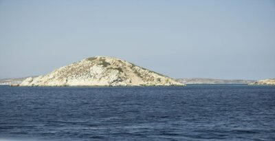 """This is the """"enigma island"""" of the Aegean Sea and its history"""
