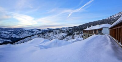 Metsovo: Accommodation in a luxurious 5-star chalet