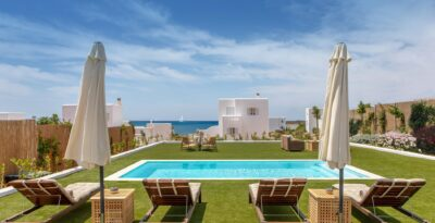 Naxos: your holiday in luxury and safely