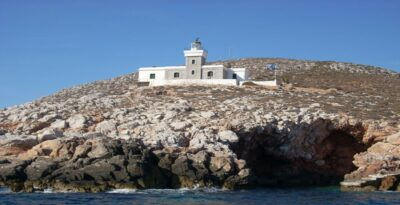The outstanding stone lighthouses that exist in Attica