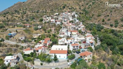 Chios: The strange Greek village of Trypes and its history