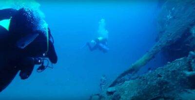 The first underwater museum in Greece opens