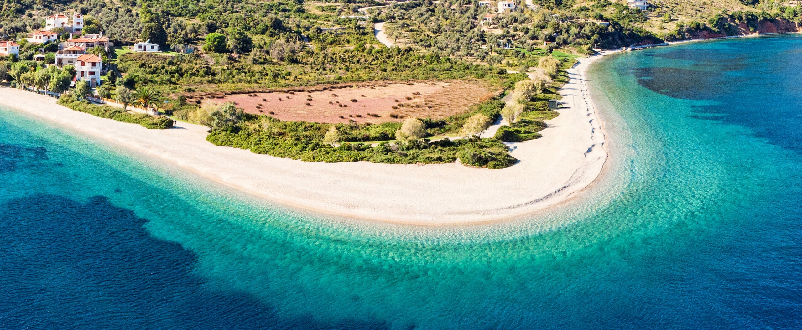 An ideally remote, exotic beach on Alonnisos