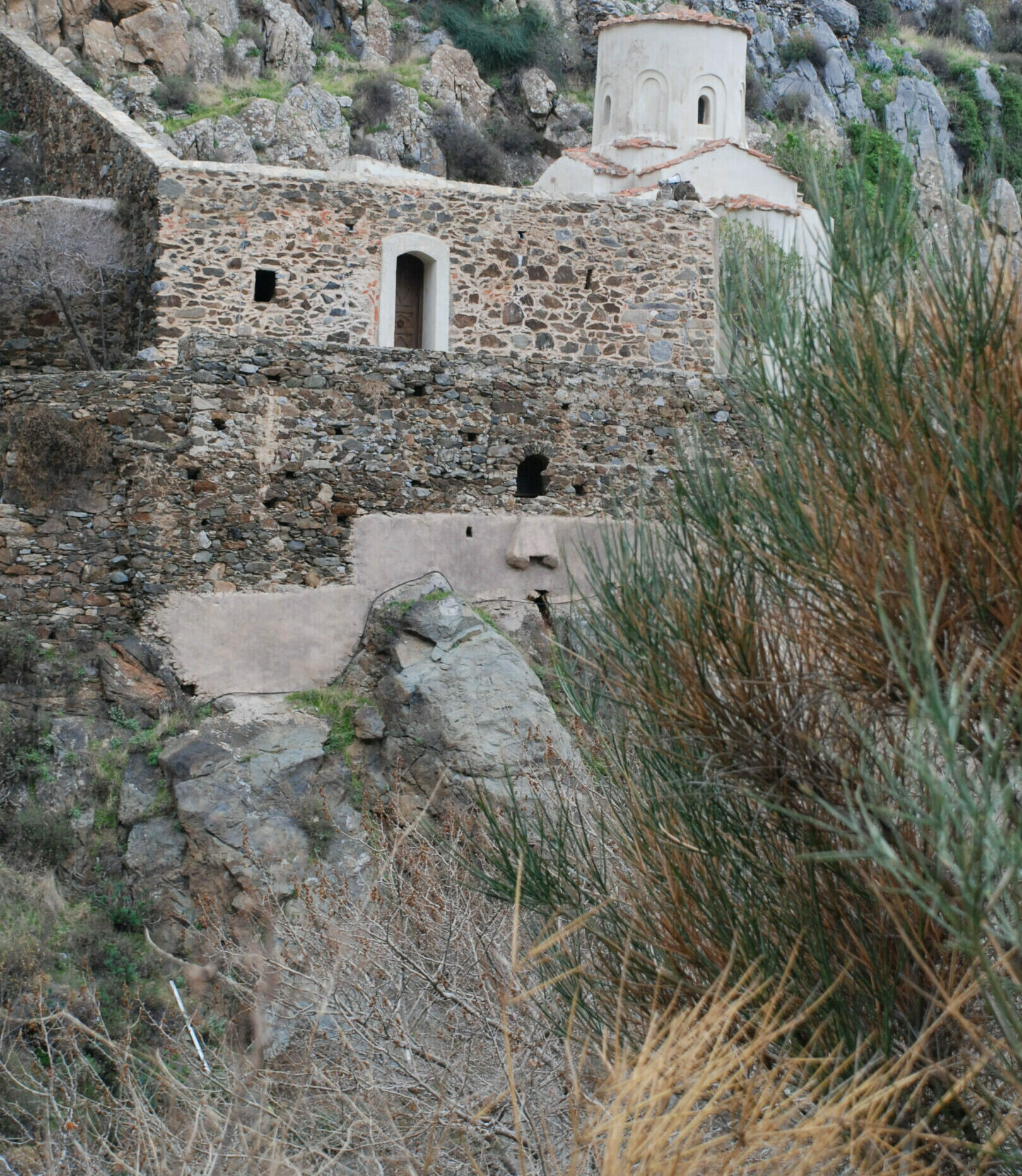 Chios: A strange legend about a princess and a Greek chapel with holy water
