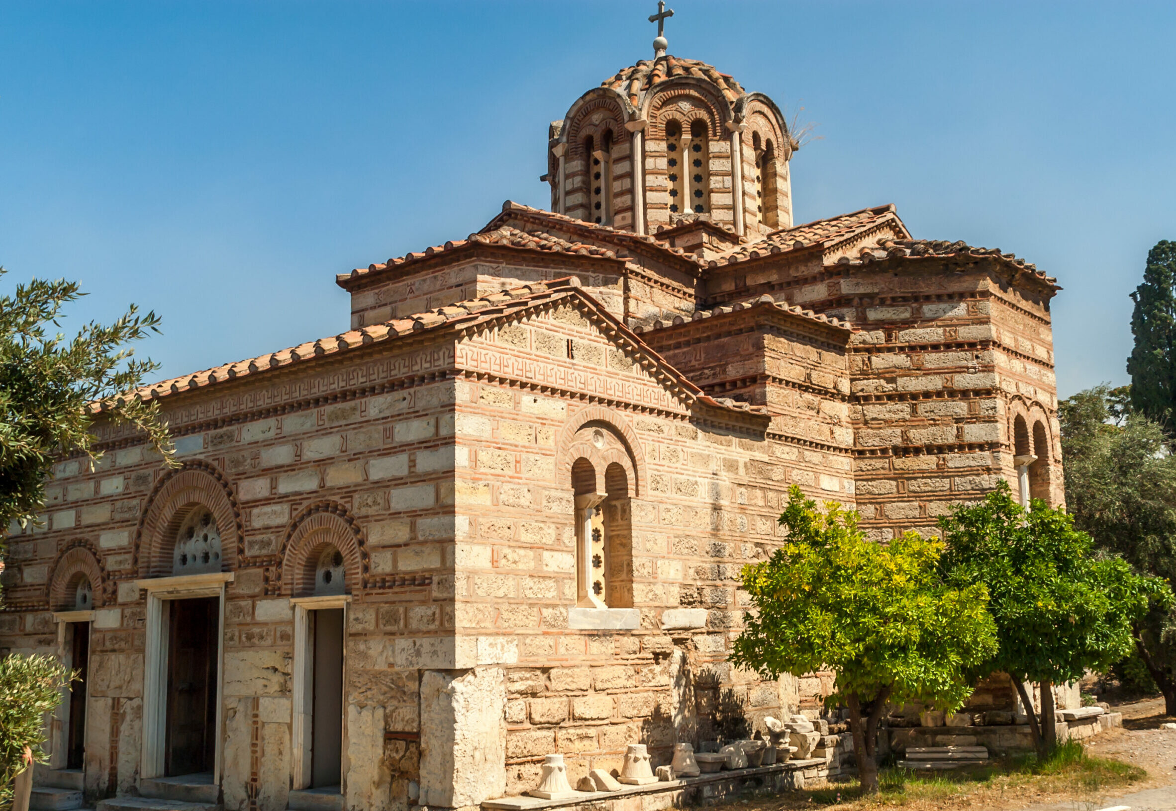 Athens: The first bell to ring after 400 years of subjugation