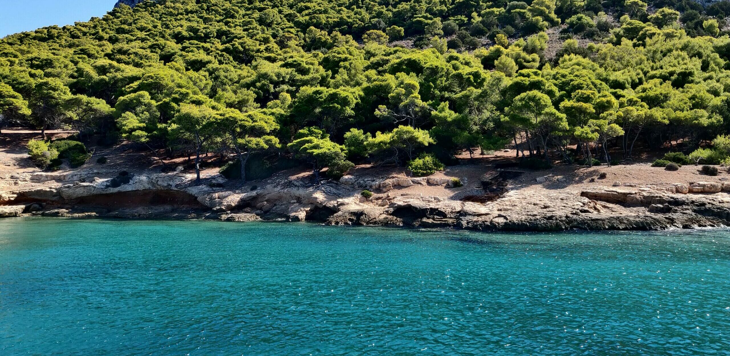 Agistri: an authentic island close to Athens