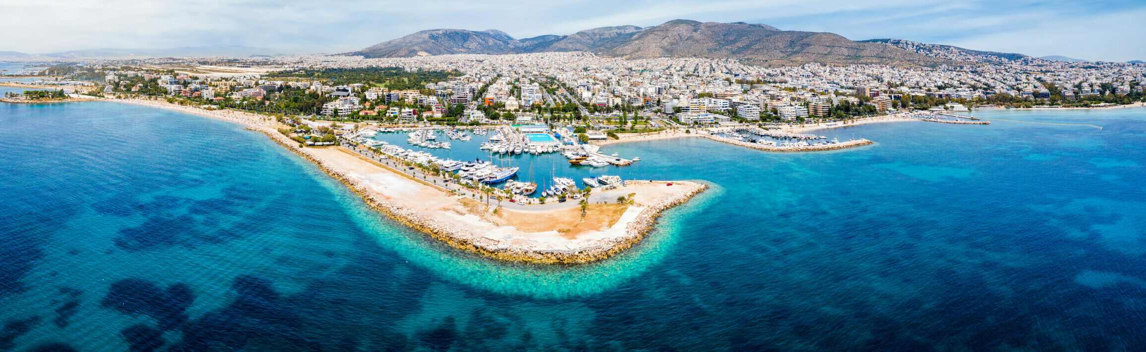 Aixoni: Where Athenians went to swim in the 1900s